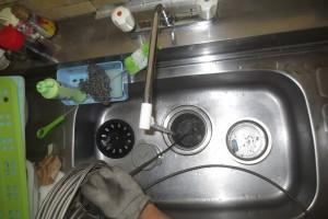 排水管 定期洗浄