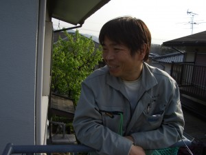 北九州の水道屋の稲田部長