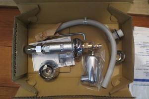 オートストップ水栓 TOTO003