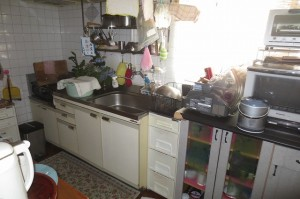 20130623小倉北区キッチンリフォーム002
